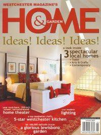 Westchester Magazine's Home & Garden Spring 2007 | Bilotta