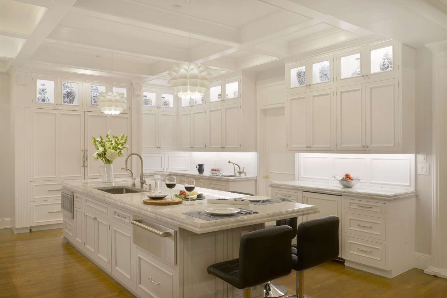before after kitchen renovations