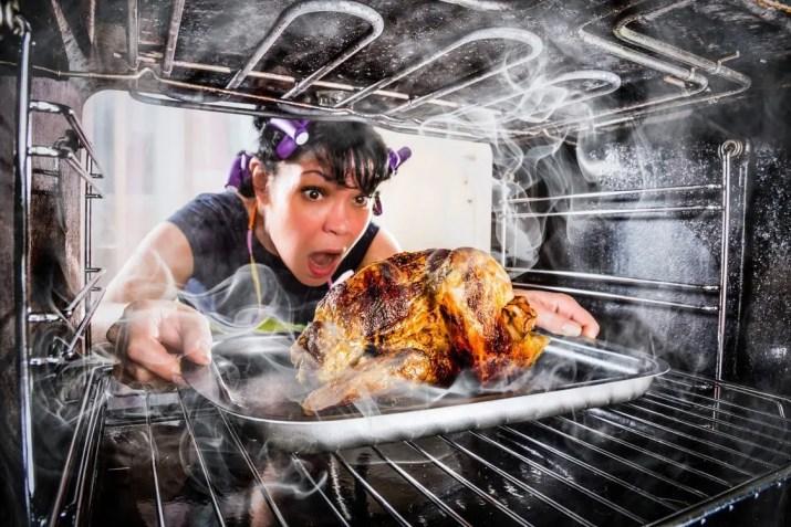 Burnt Turkey