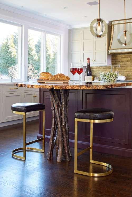 Kitchen by Senior Designer Randy O'Kane