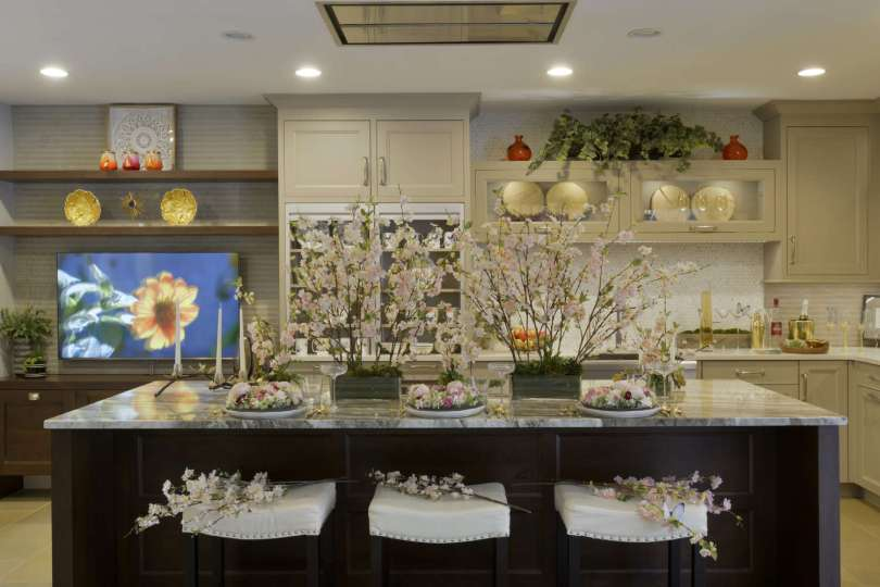 Constance Hall's Art of the Table Kitchen