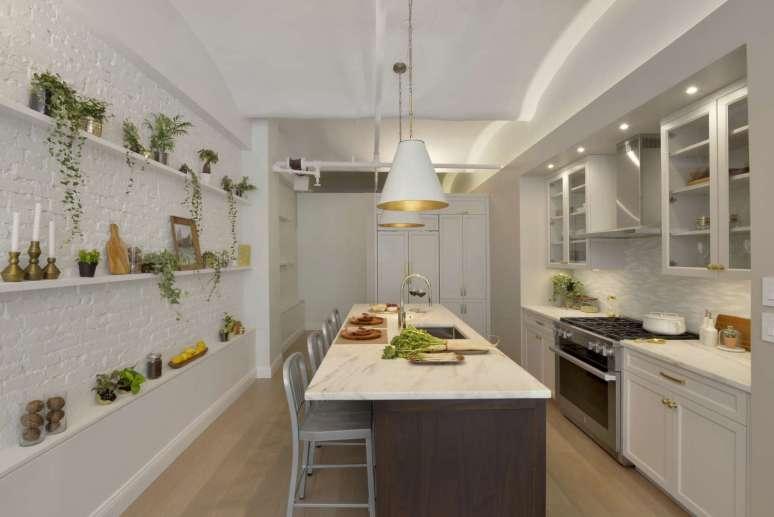 Loft Kitchen in New York City