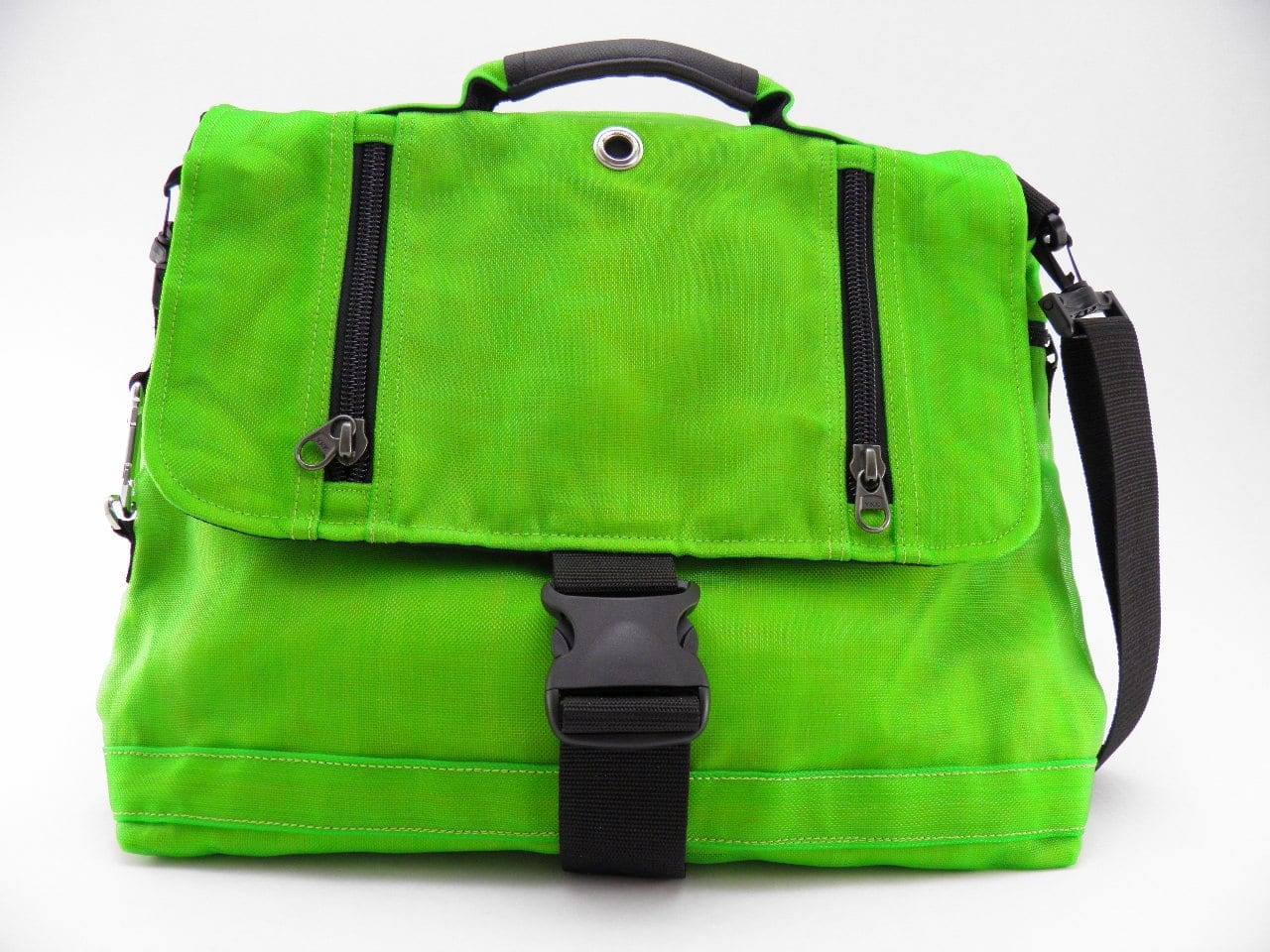 Le Relax - Sac Messager - Vert Pomme