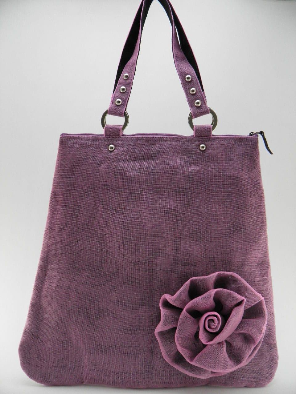 Le Fleuri - Cabas - Lilas