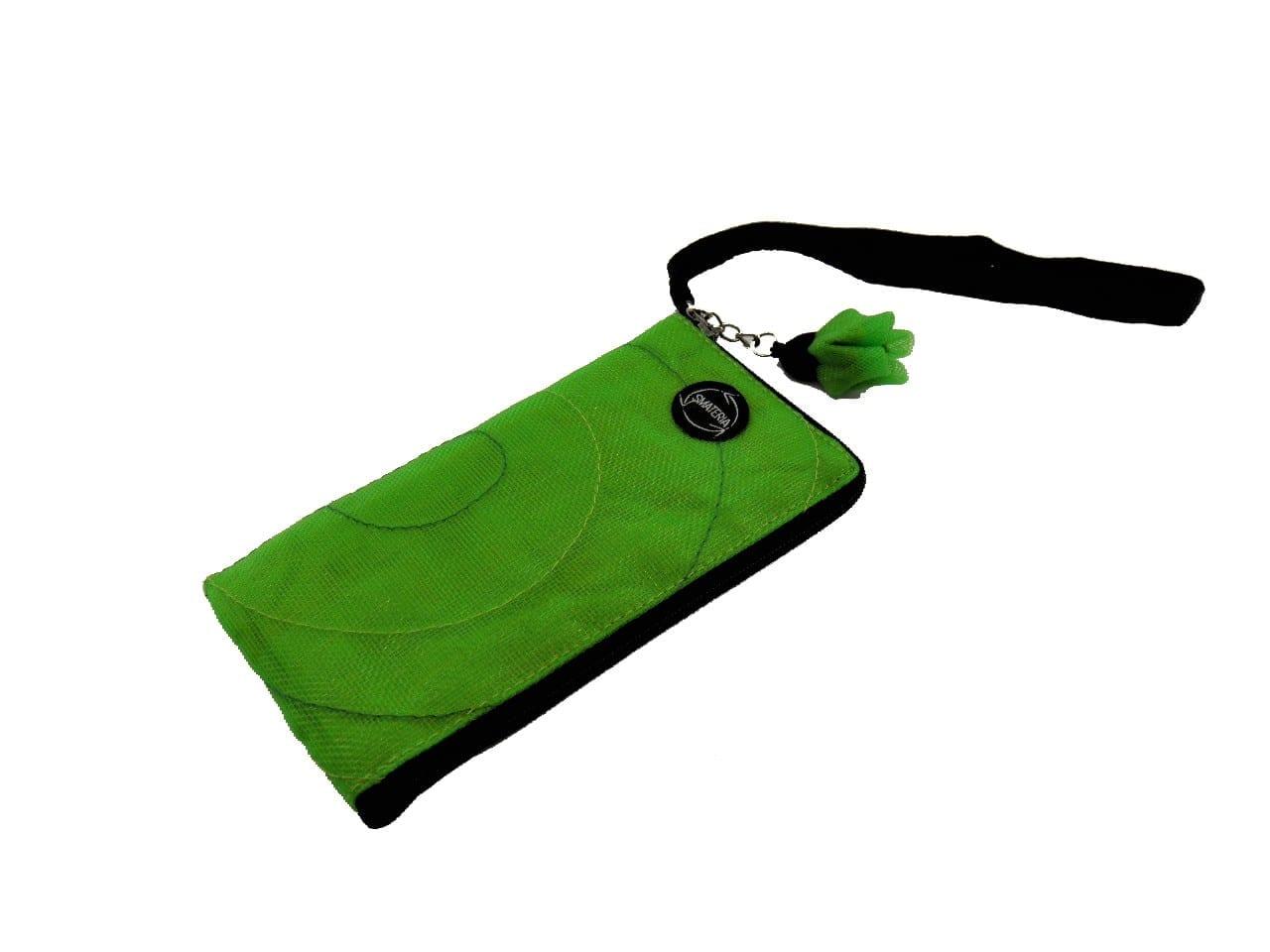 La Pochette Cellulaire Éthique - iPhone5 (P41LN) - Vert pomme