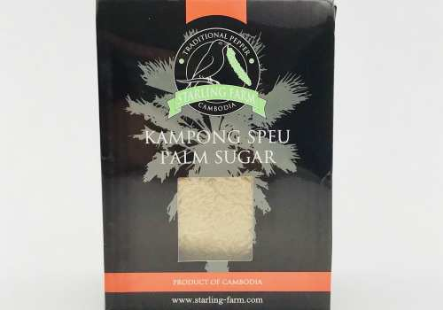 Palm Sugar Flower - Kampong Speu - 150g