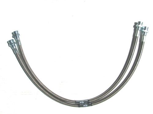 Extended Rear Brake Lines for 2005-2014 Toyota Tacoma
