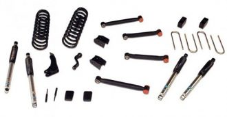 Revtek Torsion Bar Leveling Kit Keys for 10-15 2500/3500