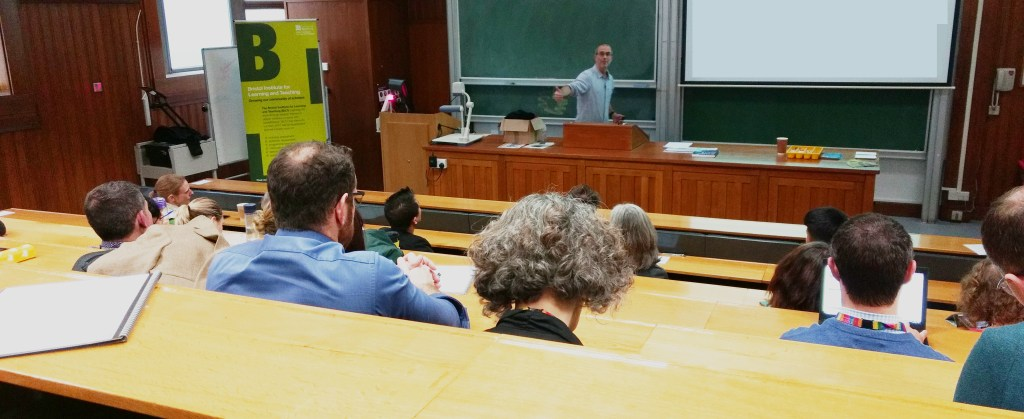 Photo from Chris Adam's Education Excellence Seminar