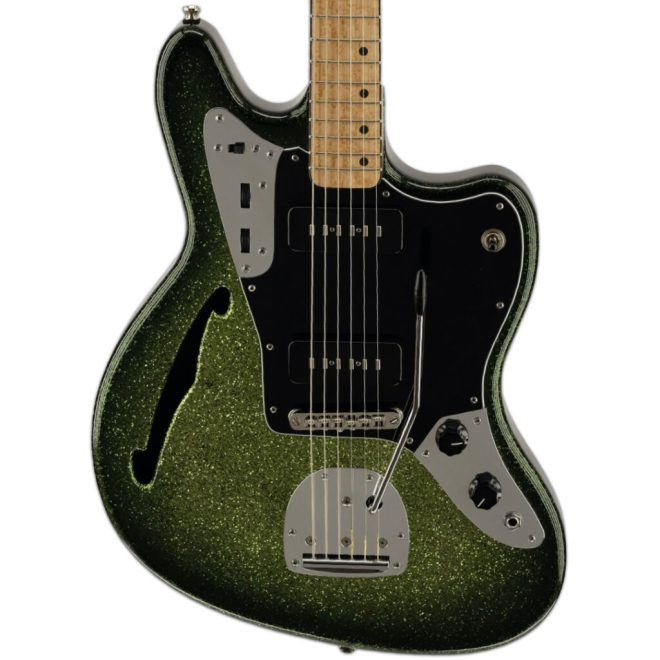 Green Sparkle Burts Zaftig