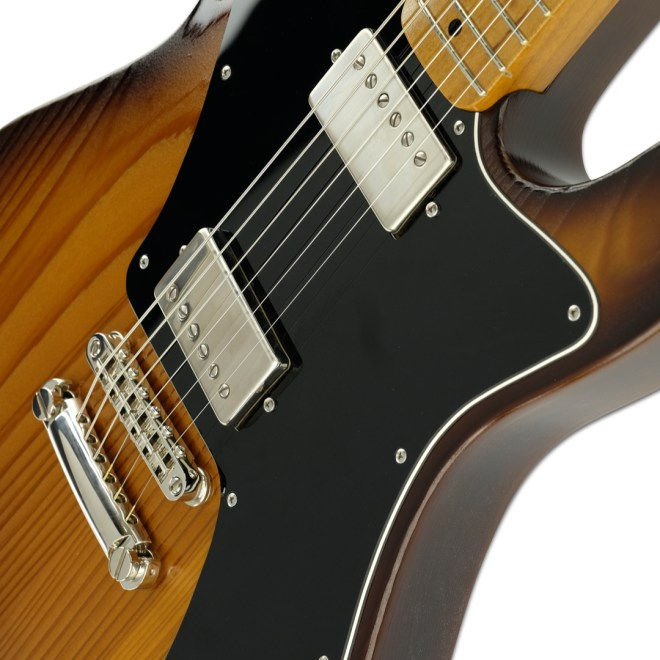 Body Detail, Cypress Burst ESG