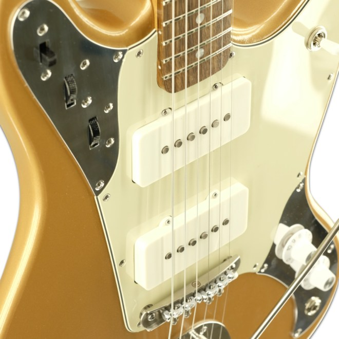 Body Detail, Firemist Gold Metallic Relevator LS