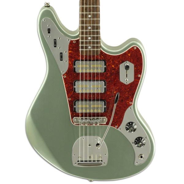 Front Detail, Aged Ice Blue Metallic Relevator LS