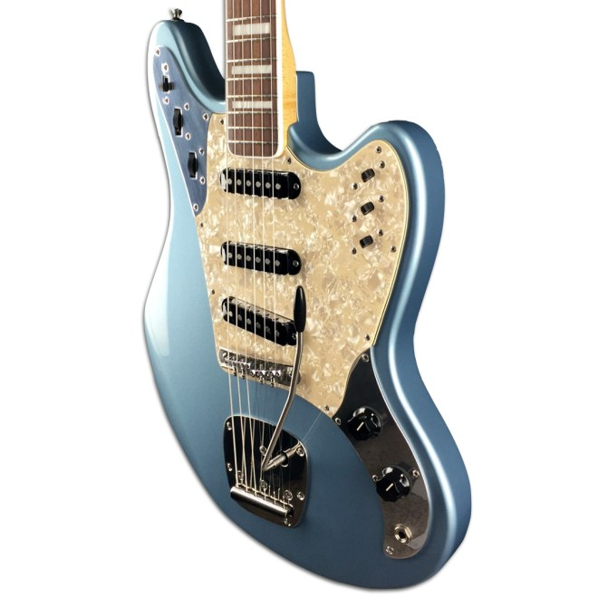 Body Detail, Lake Placid Blue Metallic Relevator LS