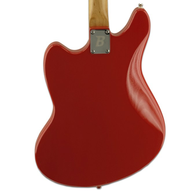 Back Detail, Dakota Red Relevator LS