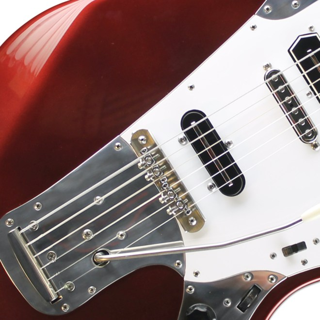 Body Detail, Candy Apple Red Metallic Relevator + Effects
