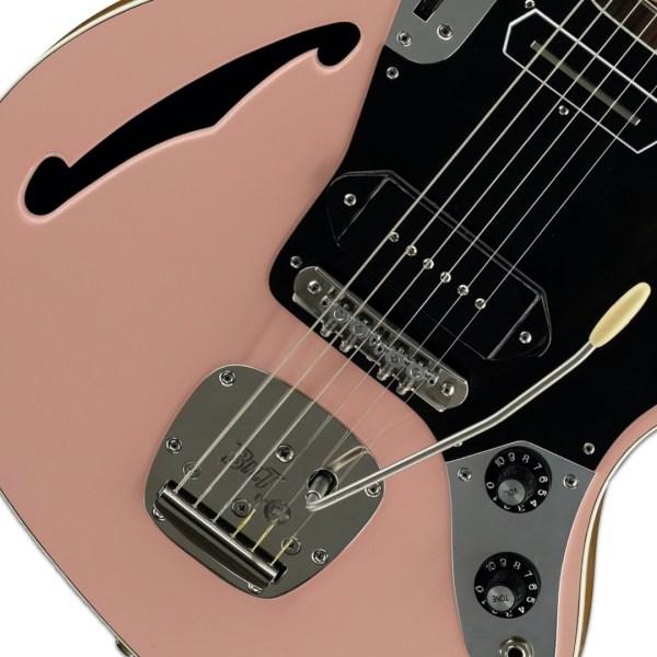 Front Detail, Roasted Alder/Shell Pink Zaftig