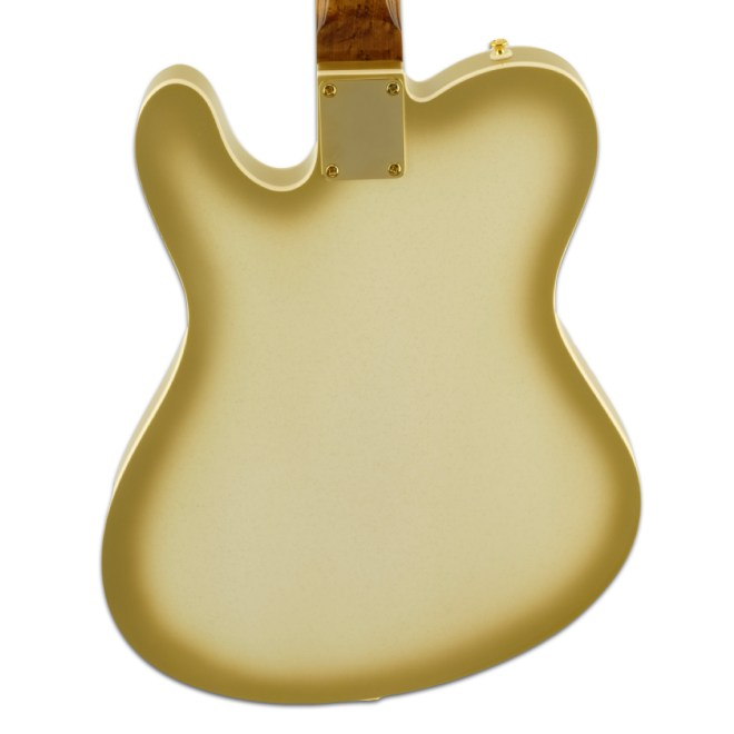 Back Detail, Gold Light Sparkle Burst ESG