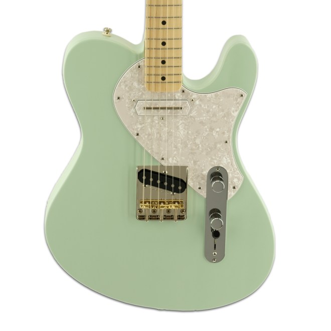 Body Detail, Surf Green ESG