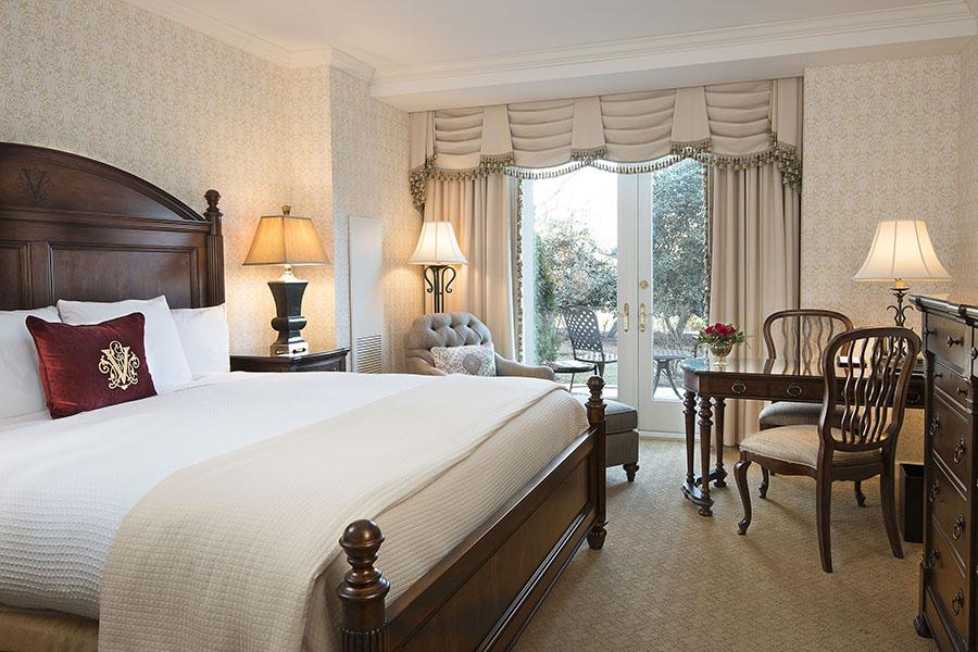 The Inn on Biltmore Estate Rooms  Suites  The Inn on