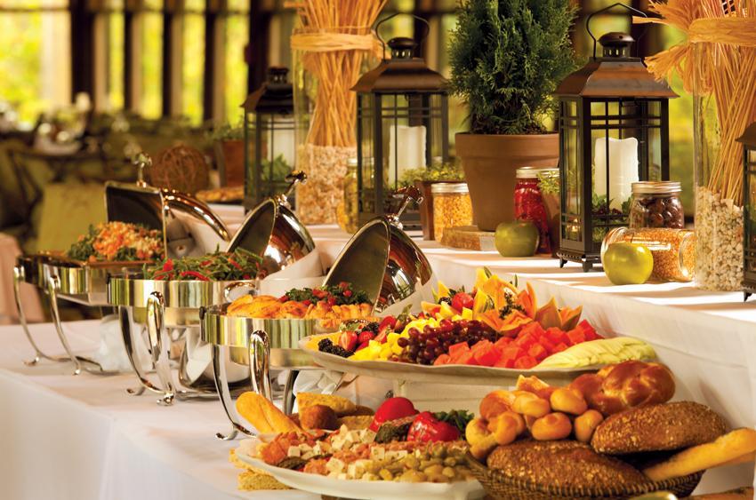 Five Star Restaurant Meals