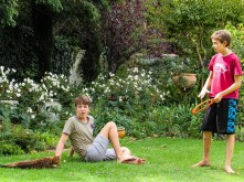 Richard & Gerald (Lastborns)