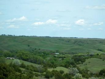 South Dakota - Approaching Chamberlain