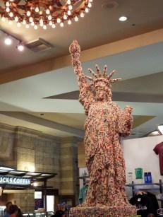 Las Vegas - JellyBean Lday of Liberty