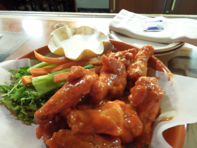 Grand Canyon - Chicken Wings - AGAIN