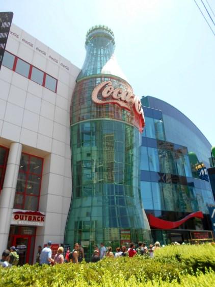 Las Vegas - Coke World!