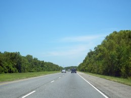 On the Way to New Orleans