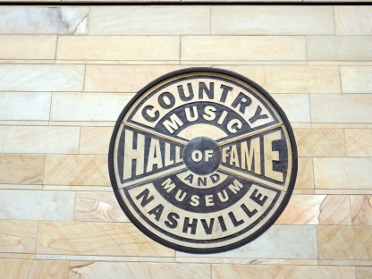 Nashville - Country Hall of Fame