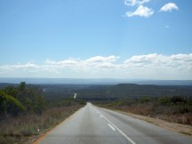 On the Road to Addo!