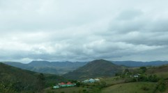 On the way to Port St Johns