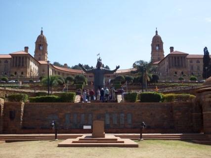 Pretoria - Union Buildings