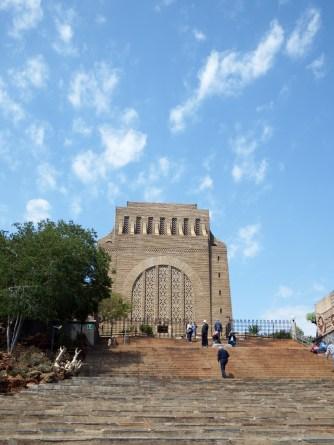 Pretoria - Voortrekker Monument