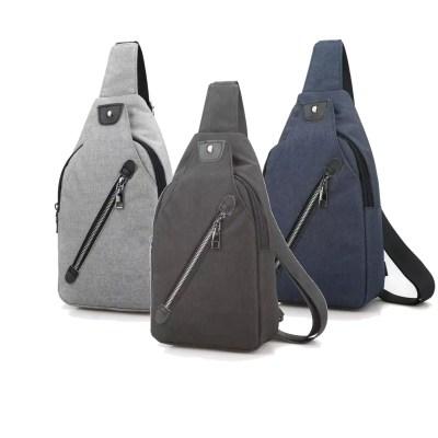 Brusttasche, Umhängetasche, Schultertasche, Crossbag für Freizeit & Sport