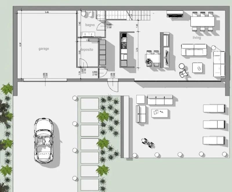 Piano casa e incremento volumetrico guida con esempio pratico  BibLusBIM