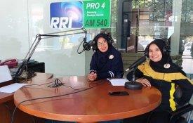 biMBA Nusantara Cimahi Mengudara di RRI Bandung