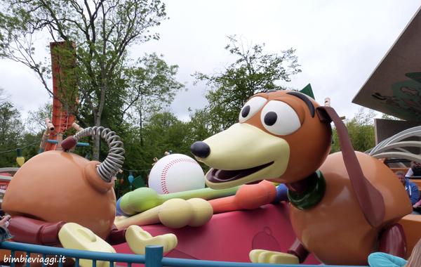 Disneyland Paris con bambini le attrazioni del parco