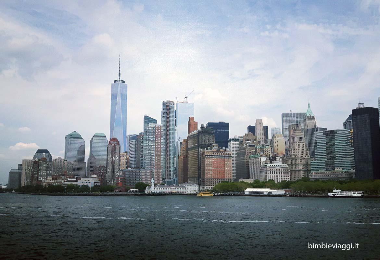 New york soggiorno in famiglia prima volta a new york for Soggiorno new york