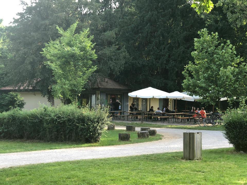 Bar del Mirabellino Parco di Monza