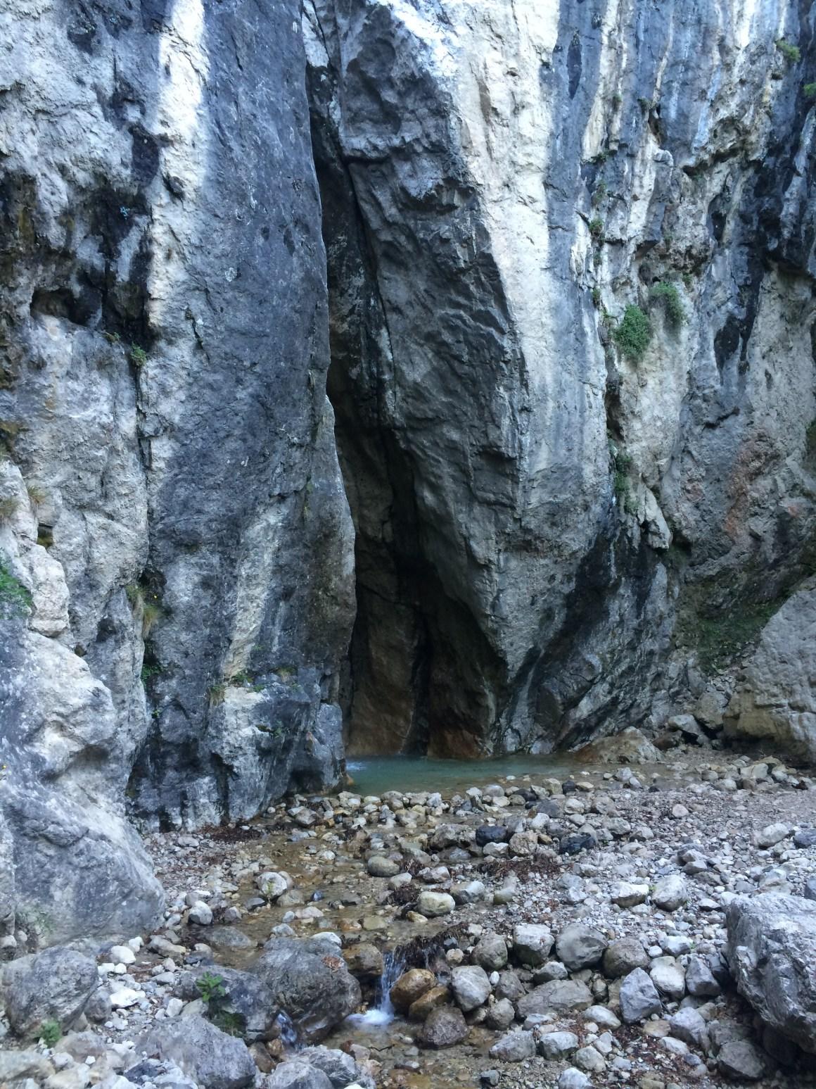 Cascata del Cenghen