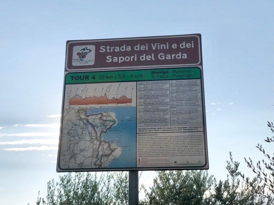 Strada dei vini e dei sapori Garda