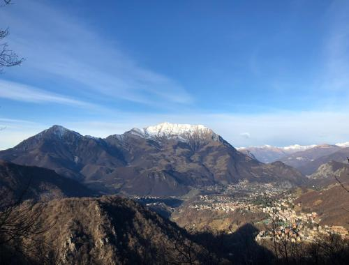 Passeggiate invernali Lombardia