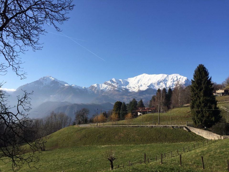Gite in montagna in passeggino vicino a Milano