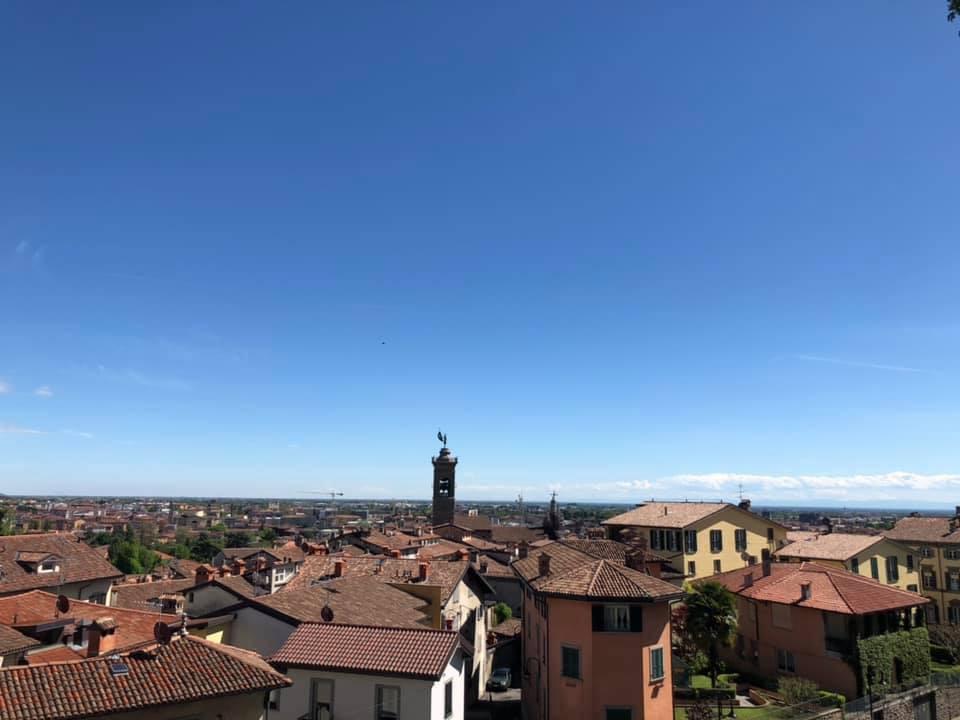 Visitare Bergamo con bambini
