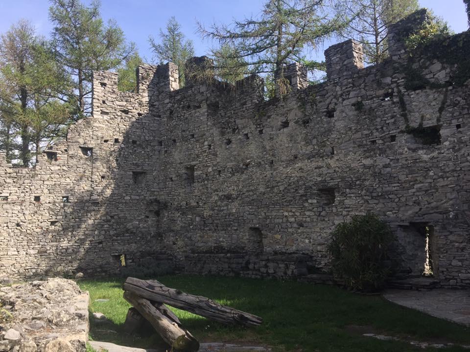 Castello di Vezio Varenna
