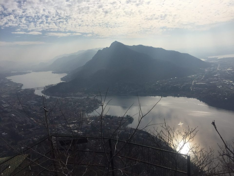 Panorama Rifugio San Martino