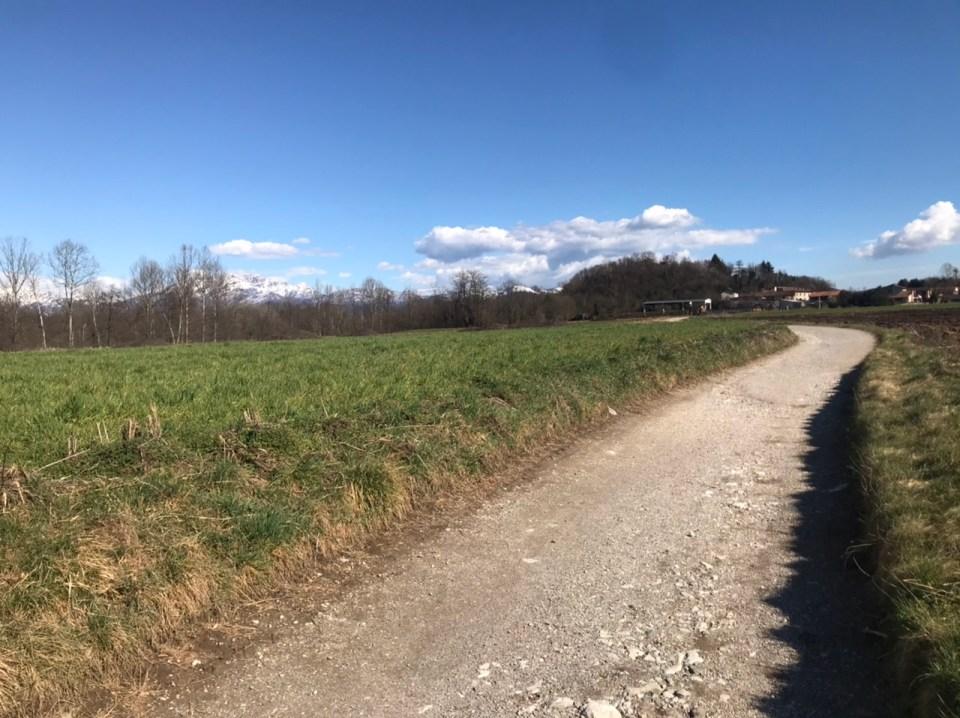 Ciclovia Monza Erba
